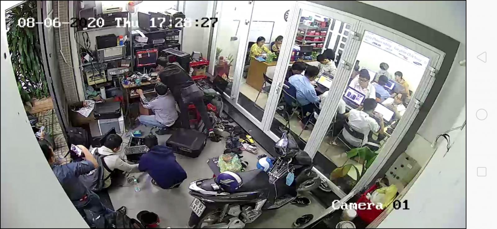 Công Ty Dịch Vụ Bảo Trì Máy Tính Tận Nơi Quận 4 Uy Tín Nhanh