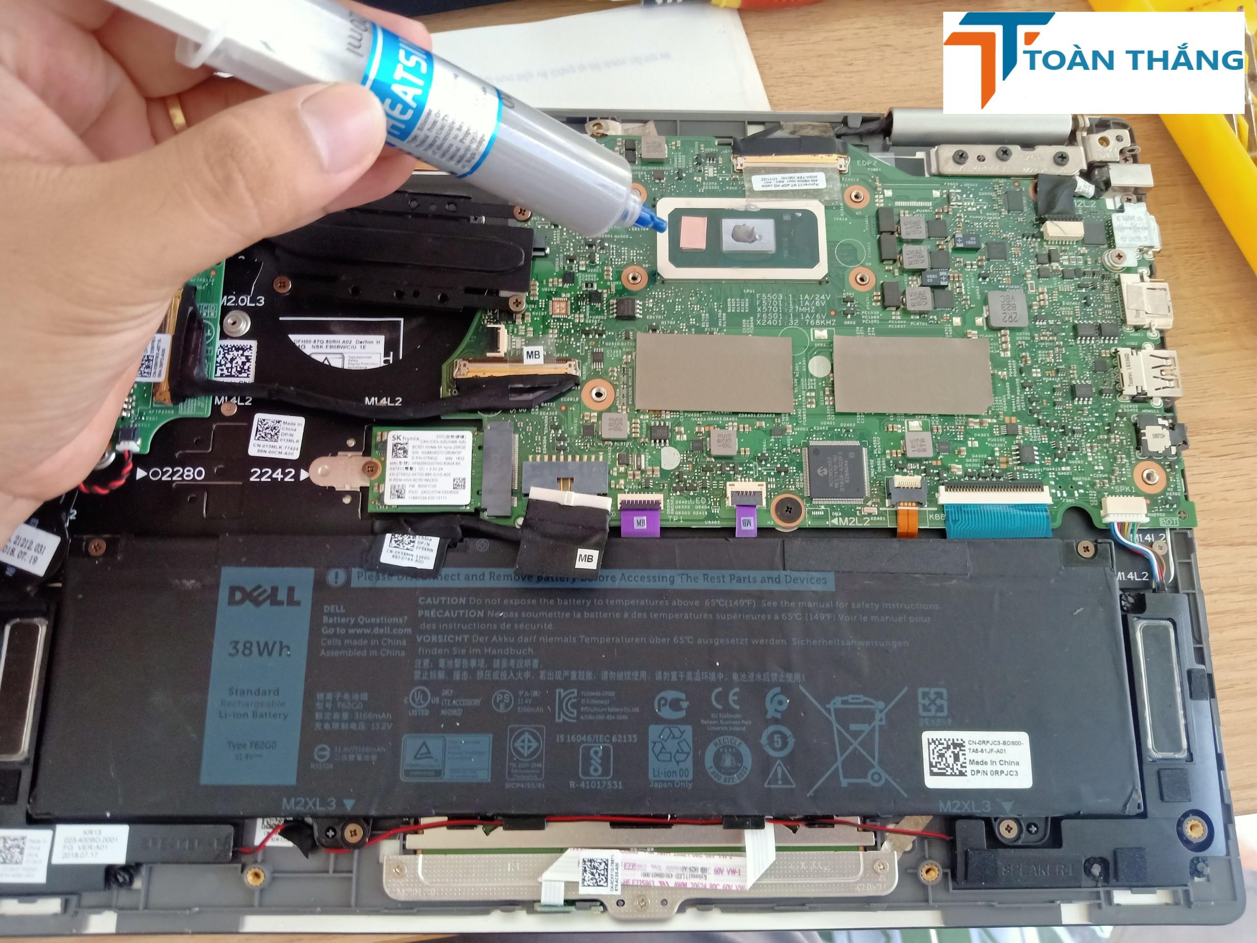 Công Ty Dịch Vụ Vệ Sinh Laptop Tận Nơi Quận 9 Uy Tín Nhanh
