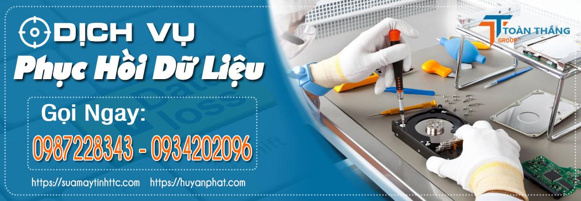 Công Ty Dịch Vụ™ Phục Hồi Dữ Liệu Tận Nơi Quận 12 Uy Tín Nhanh Chóng