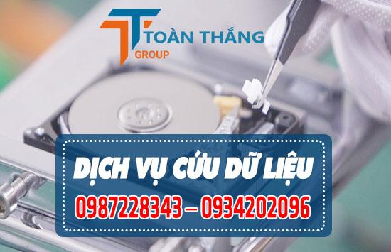 Công Ty Dịch Vụ™ Phục Hồi Dữ Liệu Tận Nơi TPHCM Uy Tín Nhanh Chóng