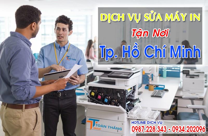 Dịch Vụ Sửa  Máy In Quận Gò Vấp Tận Nơi  Uy Tín Nhanh