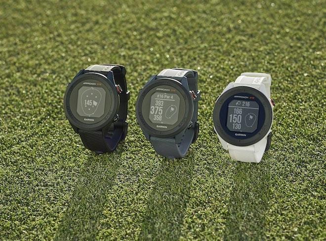 Smartwatch Garmin Approach S12 trình làng tích hợp bản đồ 42.000 sân golf