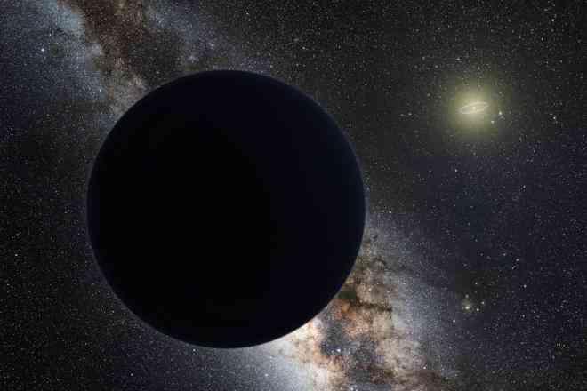 Tìm ra hành tinh thứ 9 đáng sợ đang gây rối ở rìa Hệ Mặt Trời